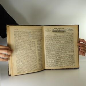 antikvární kniha NIVA. Obrázková příloha Nového lidu na rok 1923 (je cítit zatuchlinou), 1923