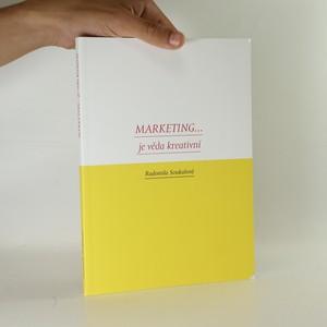 náhled knihy - Marketing... je věda kreativní