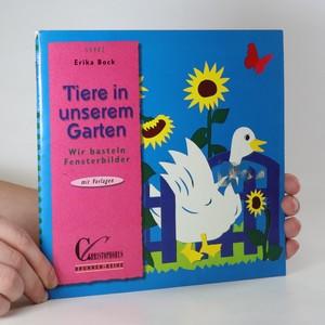 náhled knihy - Tiere in unserem Garten