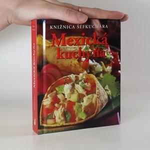 náhled knihy - Mexická kuchyňa