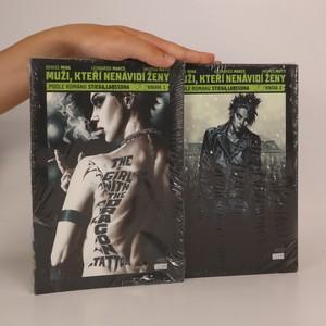 náhled knihy - Muži, kteří nenávidí ženy (2 svazky, zabalené knihy, viz foto)