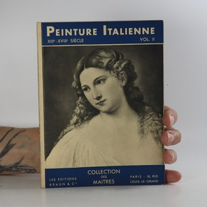 náhled knihy - Peinture Italienne