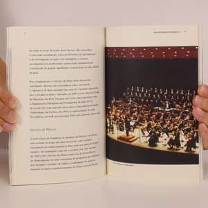 antikvární kniha Fundação Calouste Gulbenkian, 2004