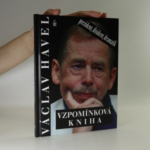náhled knihy - Vzpomínková kniha. Václav Havel