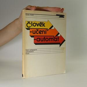 náhled knihy - Člověk-učení-automat