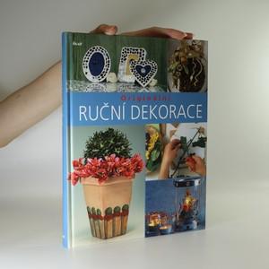 náhled knihy - Originální ruční dekorace