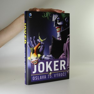 náhled knihy - Joker. Oslava 75. výročí