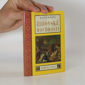 náhled knihy - Malá kniha židovské moudrosti