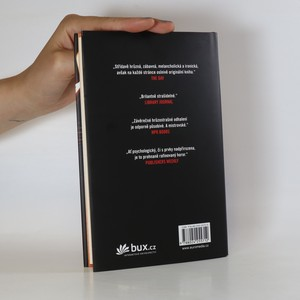 antikvární kniha Hlava plná přízraků, 2016