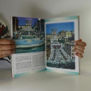 antikvární kniha Řím od počátků po dnešek a Vatikán, neuveden