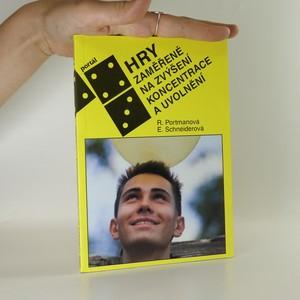 náhled knihy - Hry zaměřené na zvýšení koncentrace a uvolnění