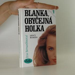 náhled knihy - Blanka, obyčejná holka