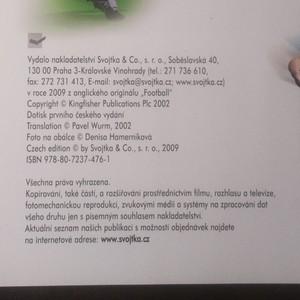 antikvární kniha Fotbal. Obrazový průvodce nejkrásnější hrou, 2009