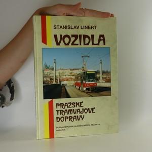 náhled knihy - Vozidla pražské tramvajové dopravy