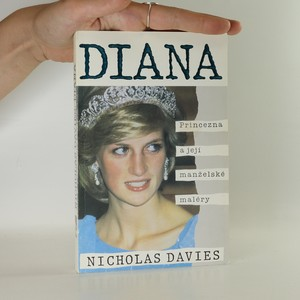 náhled knihy - Diana. Princezna a její manželské maléry.