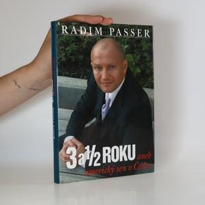 náhled knihy - 3 a 1/2 roku aneb Americký sen v Česku