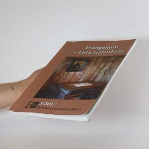 antikvární kniha Evangelium v Listu Galatským (3/2017), 2017