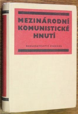 náhled knihy - Mezinárodní komunistické hnutí