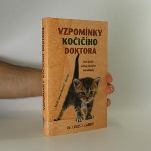 náhled knihy - Vzpomínky kočičího doktora. Svět koček a jejich pánů očima slavného zvěrolékaře