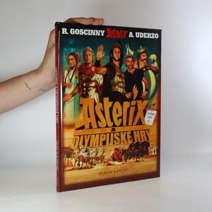 náhled knihy - Asterix a olympijské hry. Album k filmu