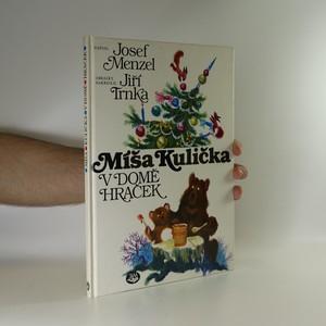 náhled knihy - Míša Kulička v domě hraček