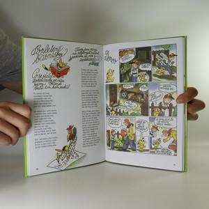 antikvární kniha Barbánek. Velká kniha dobrodružství, 2000
