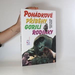 náhled knihy - Pohádkové příběhy gorilí rodinky
