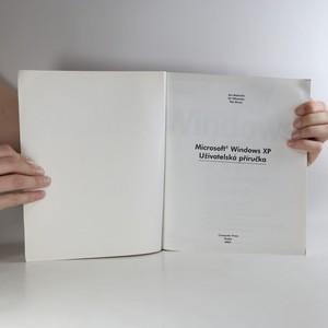 antikvární kniha Microsoft Windows XP. Uživatelská příručka, 2002