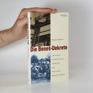 náhled knihy - Die Beneš-Dekrete