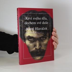 náhled knihy - Krví svého těla, dechem své duše