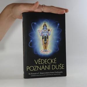 náhled knihy - Vědecké poznání duše
