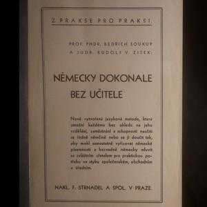 antikvární kniha Německy dokonale bez učitele (30 sešitů), neuveden