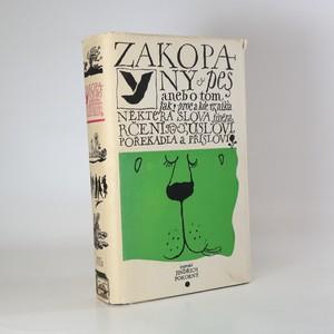 náhled knihy - Zakopaný pes aneb o tom, jak, proč a kde vznikla některá slova, jména, rčení, úsloví, pořekadla a přísloví