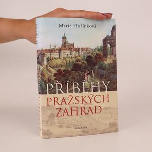 náhled knihy - Příběhy pražských zahrad