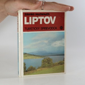 náhled knihy - Liptov. Turistický sprievodca.