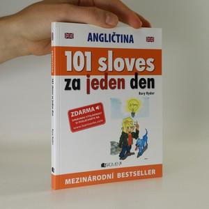 náhled knihy - Angličtina. 101 sloves za jeden den.