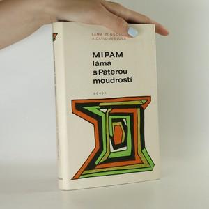 náhled knihy - Mipam, lama s Paterou Moudrostí