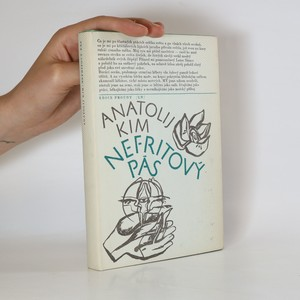 náhled knihy - Nefritový pás