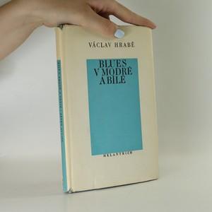 náhled knihy - Blues v modré a bílé