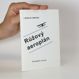 náhled knihy - Růžový aeroplán