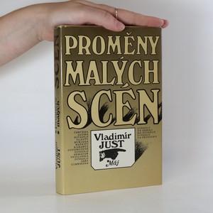 náhled knihy - Proměny malých scén