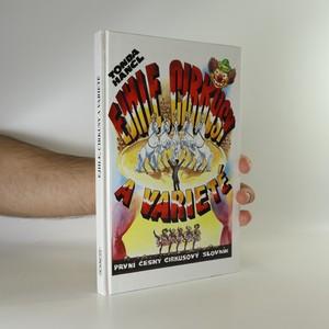náhled knihy - Ejhle, cirkusy a varieté. První český cirkusový slovník