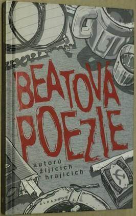 náhled knihy - Beatová poezie autorů žijících hrajících