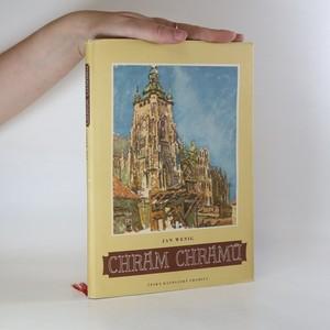 náhled knihy - Chrám chrámů