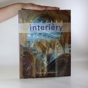 náhled knihy - Pražské interiéry