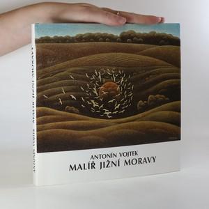 náhled knihy - Malíř jižní Moravy (s věnováním autora)