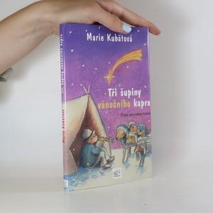 náhled knihy - Tři šupiny vánočního kapra