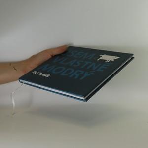 antikvární kniha Jsem vlastně modrý, 2010