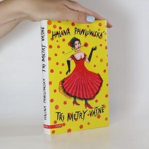 náhled knihy - Tři metry vášně