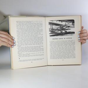 antikvární kniha Léta létání, 1979